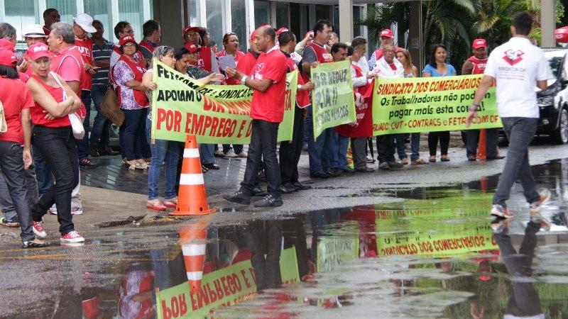 2015.01.28 - Ato Público pelo Dia Nacional de Lutas em Defesa dos Direitos e do Emprego_Foto (6)