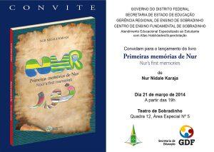 Convite NUR.indd