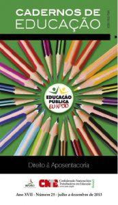 Capa_CadernoEducação_n25