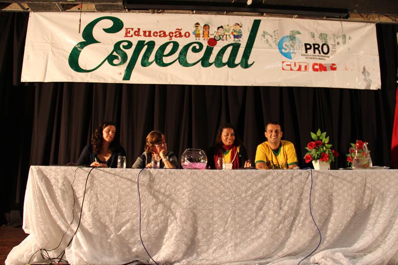 Foto III Seminario de Educação Especial