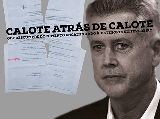 Sob o argumento de fazer caixa, o Governo do Distrito Federal (GDF) tem buscado mecanismos para burlar a legislação, retirando direitos dos trabalhadores.  Não à toa, o governador Rodrigo Rollemberg...