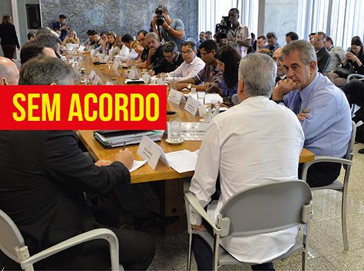 As lideranças sindicais que participaram da reunião de negociação com o governador Rodrigo Rollemberg, nesta quinta-feira (1º/10), no Palácio do Buriti, não aceitaram a proposta apresentada pelo...