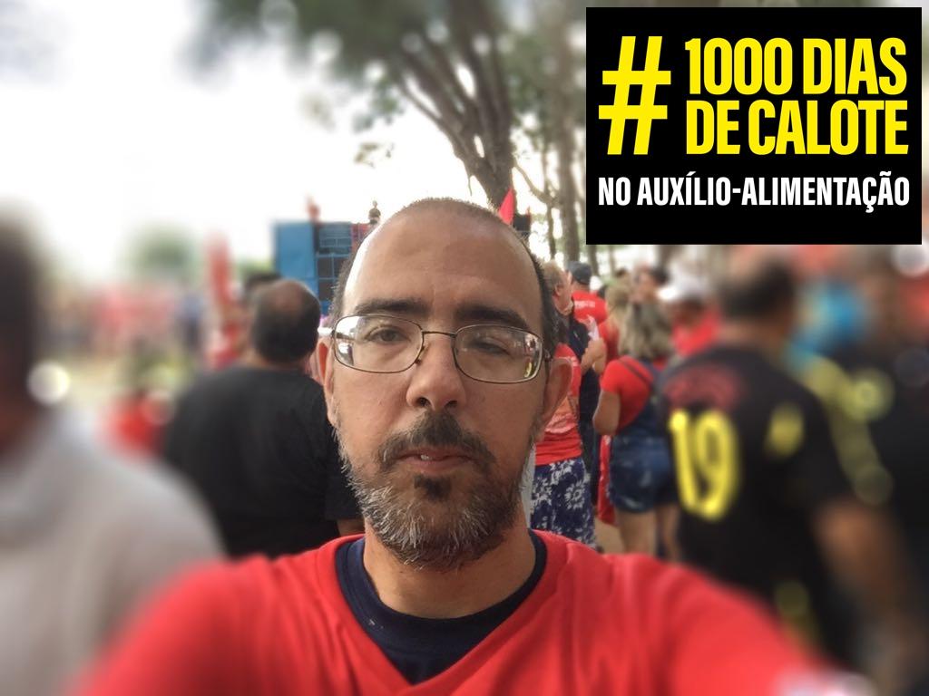 Professor Carlos Simão - CEF 5 do Guará