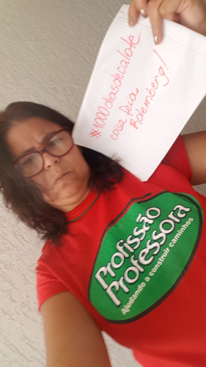 Professora Glorinha EP 308 Sul