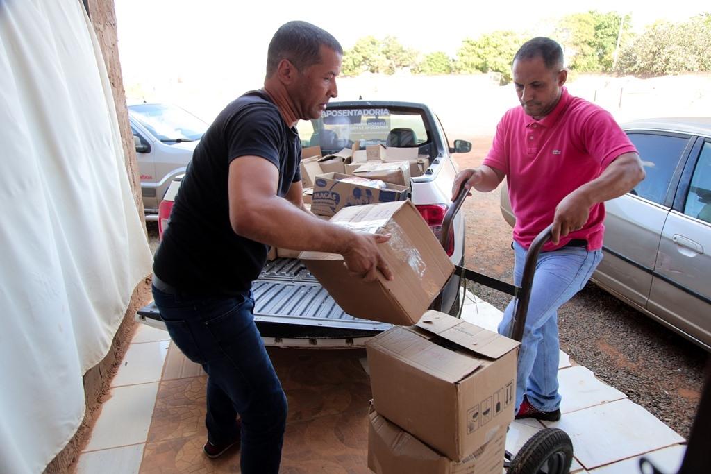 20180605---entrega-de-alimentos-arecadados-na-corrida-caminhada-e-passeio-ciclistico-do-sinpro_42596211501_o