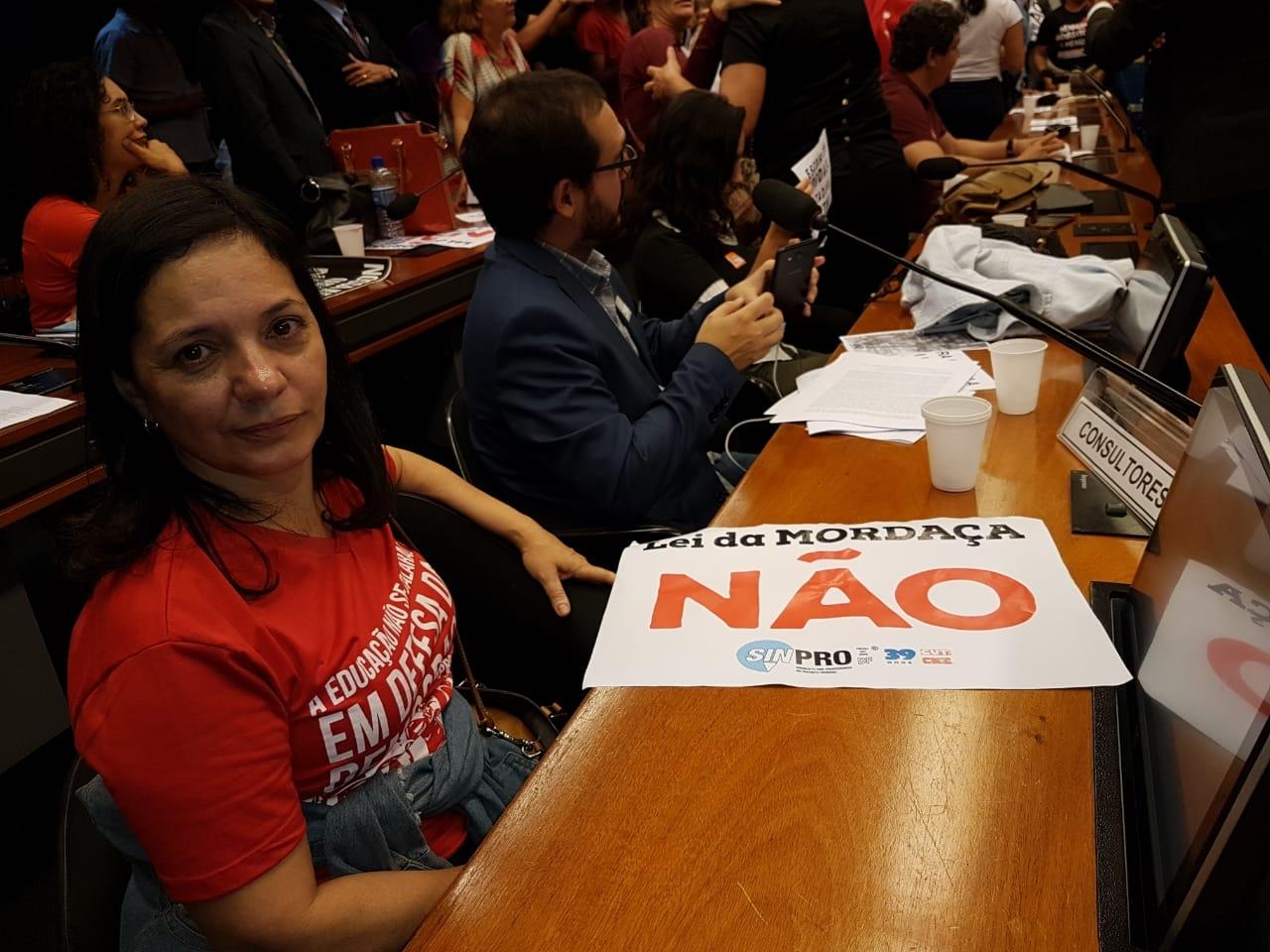 Fotos Lei da Mordaça Votacao (29)